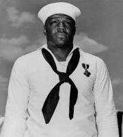 "Doris ""Dorie"" Miller, Messmen Third Class"
