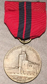 Dominican Campaign Medal – American Medal Museum