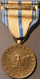 Armed Forces Reserve Medal – American Medal Museum