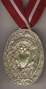 André Medal (historical artist reproduction)