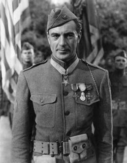 Sergeant Alvin York, WW I